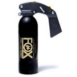 Fox Labs LE Defense Spray 12 Ounce Pistol Grip Fogger