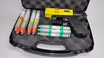 JPX 4 LE Shot Defender Yellow Pepper Gun Personal Bundle