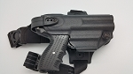 JPX 4 Shot LE Level II Holster with Leg Mount