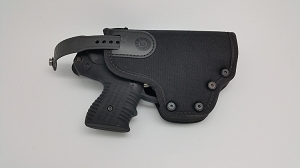 JPX 4 Cordura Paddle Holster with strap  RH