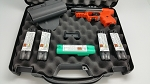 Piexon JPX 2 Orange Laser LE Defense Bundle with Paddle Holster