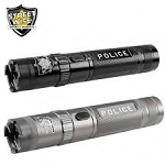 Streetwise Police Force 9,200,000 Tactical Stun Flashlight Grey