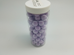 Law Enforcement INERT Practice Pepper Balls Jar of 100