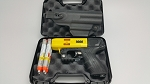 JPX 4 Shot Defender Yellow Pepper Gun LE Bundle Including Level II Holster