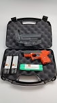 Piexon JPX 2 LE Orange with Integral Laser Defense Bundle with Level II Holster