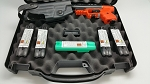 FIRESTORM JPX 2 LE Orange with Integral Laser LE Defense Bundle with Level II Holster
