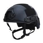 Ballistic Level IIIA FAST HELMET BLACK