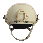 FIRESTORM BALLISTIC LEVEL IIIA FAST HELMET TAN