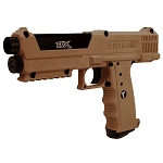 Tippmann TIPX PAVA BALL GUN TAN Includes 10 PAVA Balls