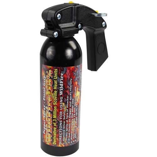 Wildfire mark iv pepper spray - Pepper sprinkler ...