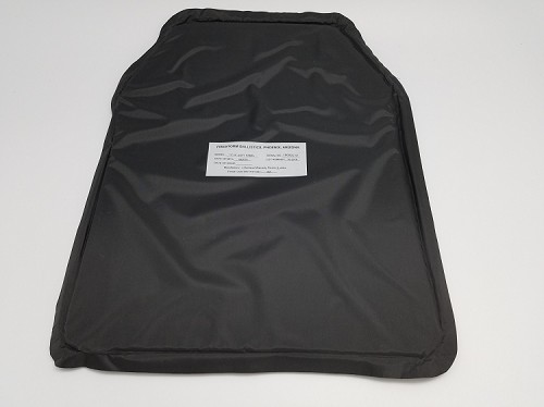 FIRESTORM BALLISTIC 11x14 LEVEL IIIA SOFT PANELS SHOOTERS CUT