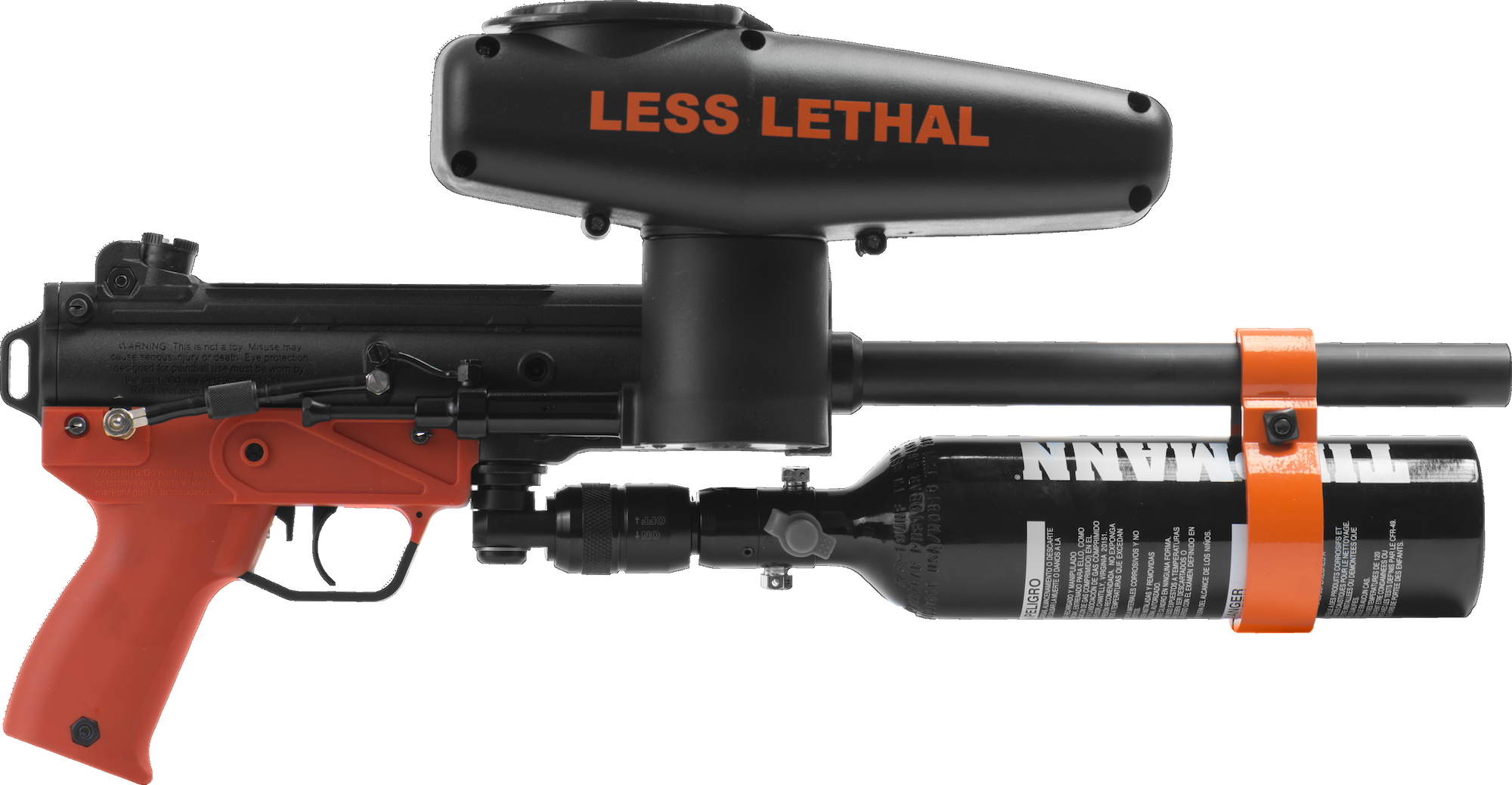MISSION LESS LETHAL MLR LAUNCHER FULL AUTO