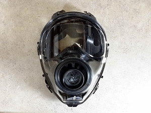 SGE 150 40mm NATO NBC / CBRN Gas Mask