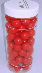 Law Enforcement OC Pepper Balls Jar of 50
