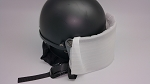 Tactical Riot Helmet with Face Shield and Neck Protector L-XL