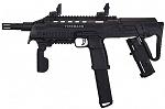 Tippmann TCR Magfed Tactical CQB PAVA Ball Gun Black with 100 PAVA Ball Rounds