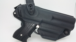 FIRESTORM JPX 6 Defender Level II LE Holster in Kydex with adjustable belt loop RIGHT HAND