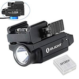 Olight PL-MINI 2 Tan Tactical Light 600 Lumens Black
