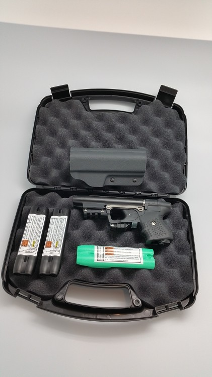 JPX PERSONAL BUNDLE WITH LASER