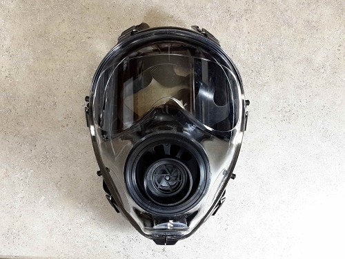 SGE 400/3 40mm NATO NBC / CBRN Gas Mask